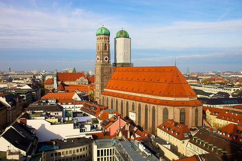 munich cathedrale